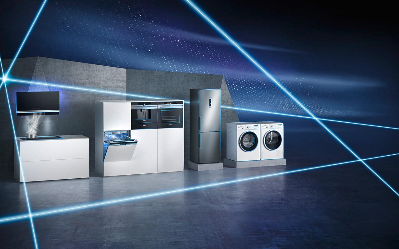 Siemens Küchengeräte - Küchenstudio Raab Stuttgart