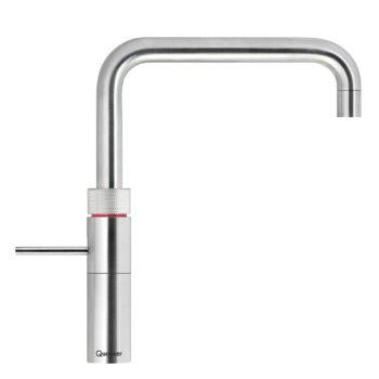 Quooker Fusion steel Kochend-Wasser-Hahn - Küchen Raab Stuttgart